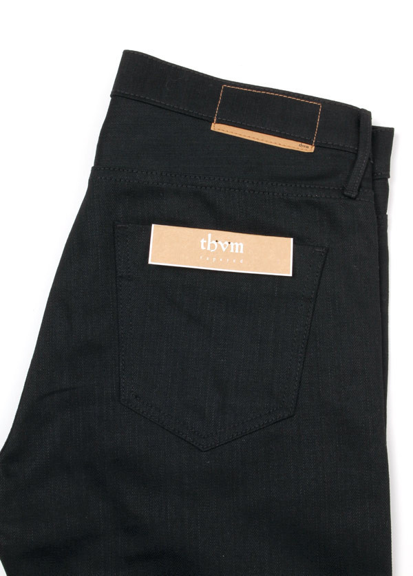 Thvm Atelier Tapered Jeans