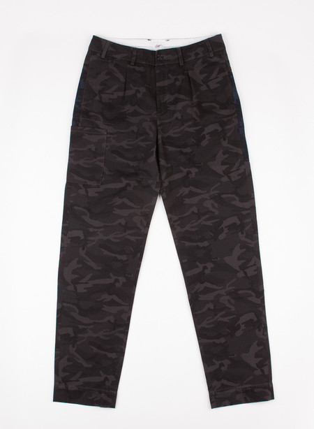 Men's Garbstore National Troop Pant Printed Camouflage
