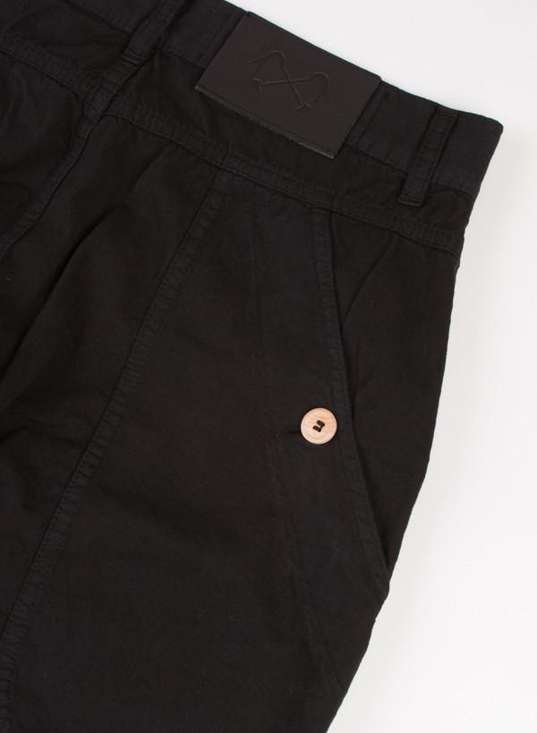 Men's Bleu De Paname Pant Loisir Gabardine Noir