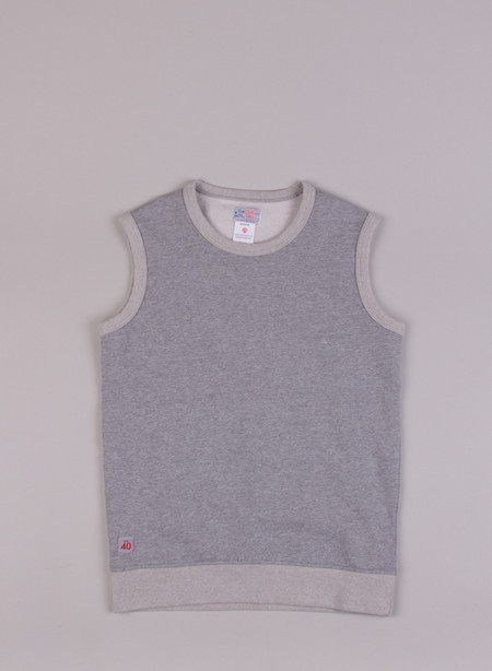 Men's Garbstore Training Vest Light Grey