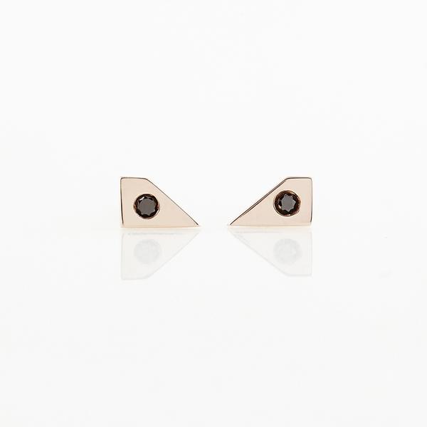 TARA 4779 Void Earring Set