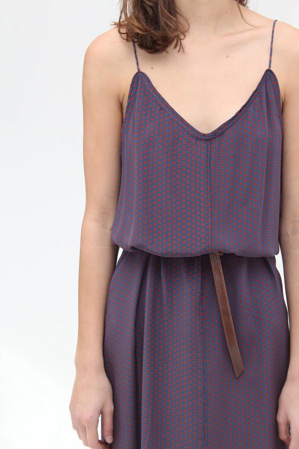 Apiece Apart Josefina Slip Dress