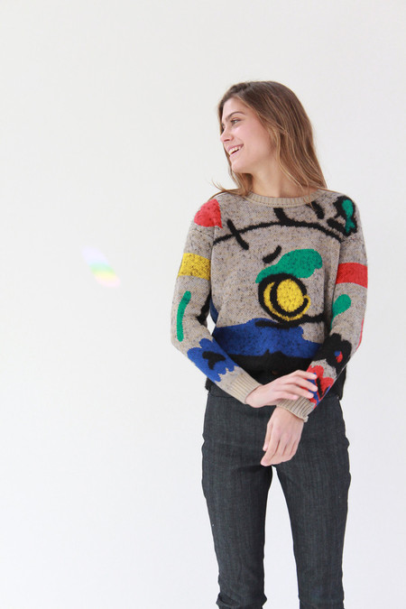 Rachel Comey Holiday Sweater