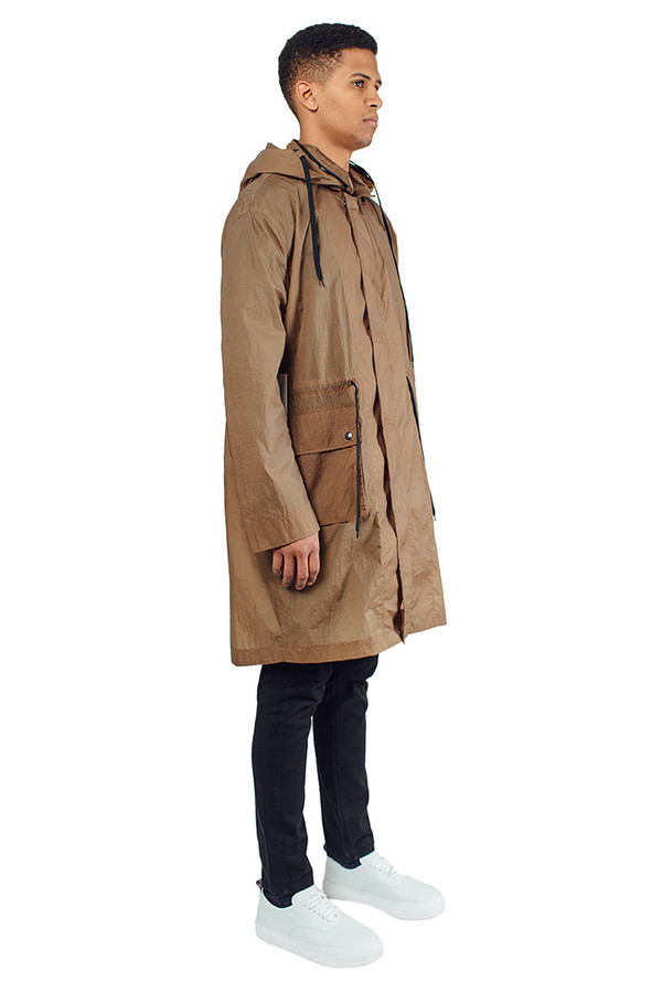 Men's Silent Damir Doma Coxa Light Parka