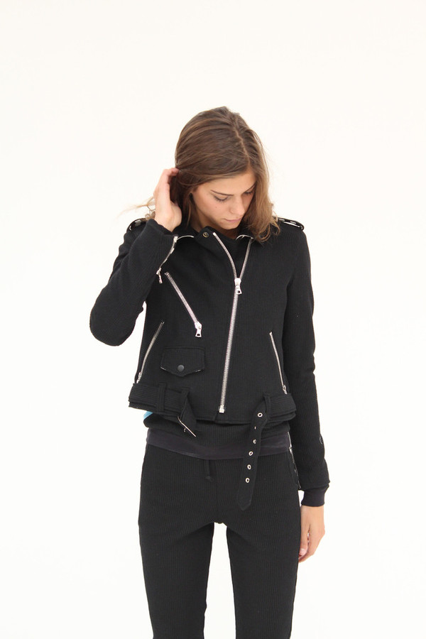 Edith A. Miller Moto Thermal Jacket