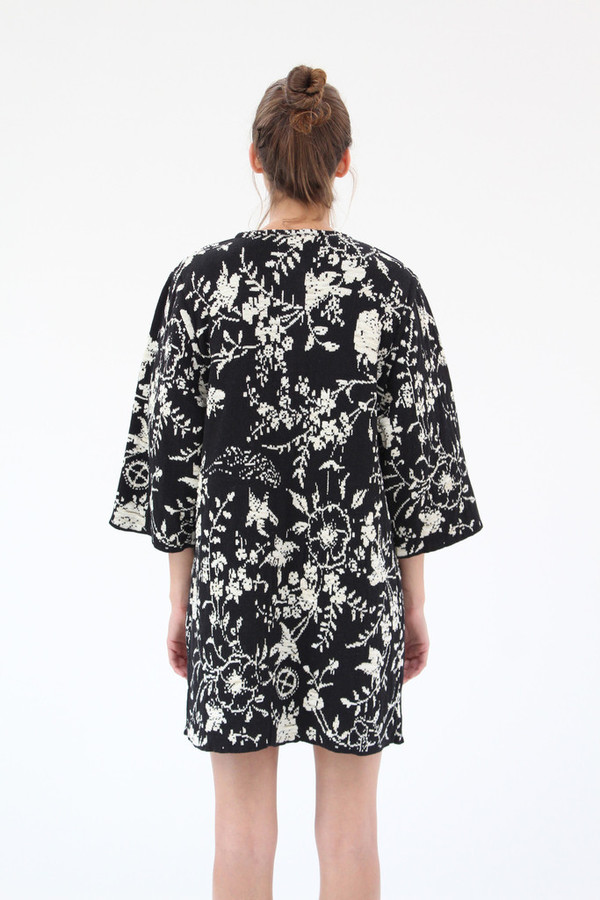 Ivana Helsinki Gram Knit Coat