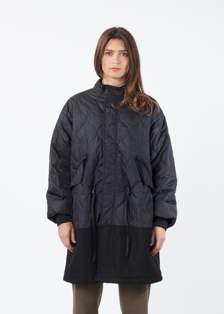 Hache Insulated Coat
