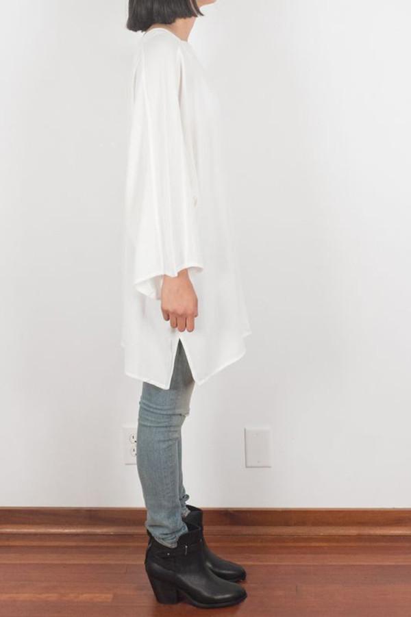 Tienda Ho 11 Top - White