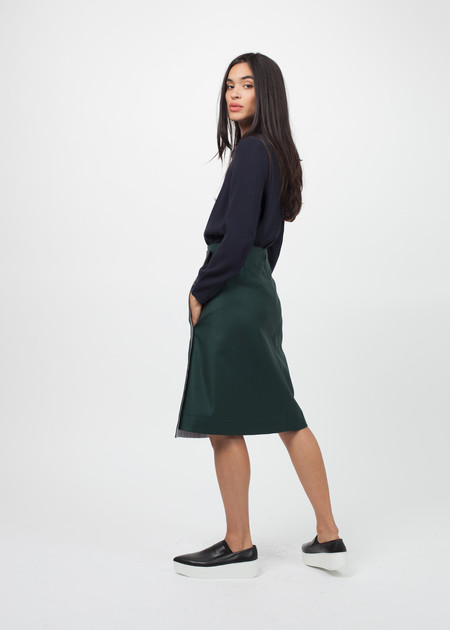 Gianfranco Scotti Pocket Skirt