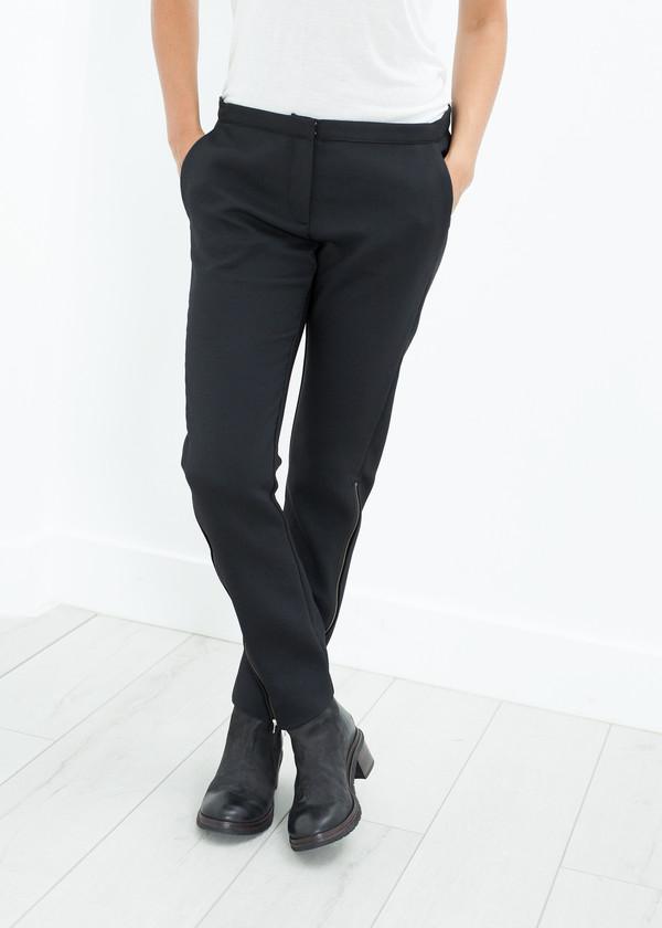 Hache Side Zip Slim Pant