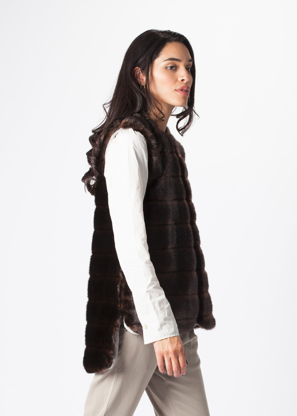 Harvey Faircloth Sleeveless Vest