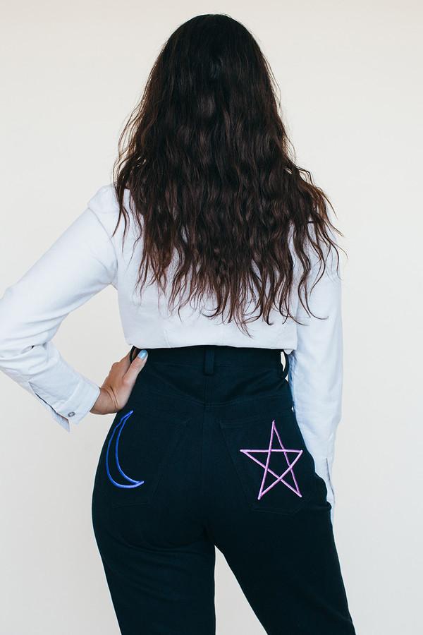 Moon Shirt - Ivory
