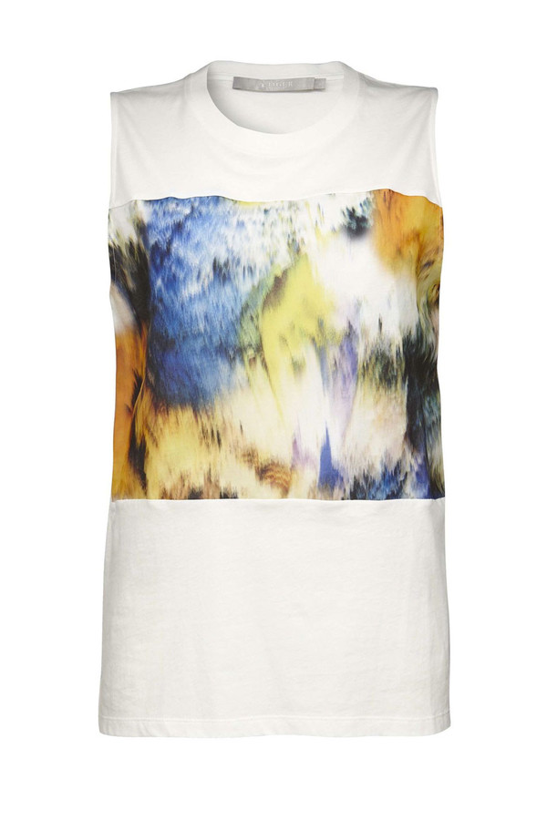 Tiger of Sweden Enite Watercolour Tank