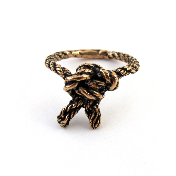 Laurel Hill Climber's Knot Ring