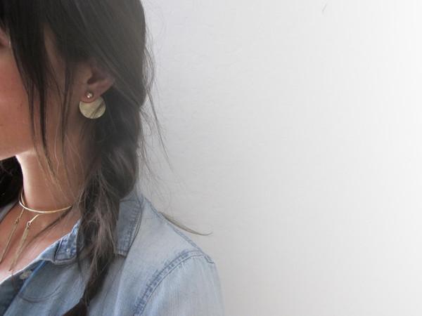 Laurel Hill Orbit Earrings