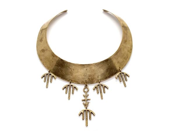 Laurel Hill Sage Collar
