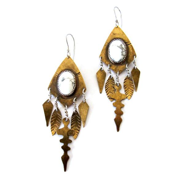 Laurel Hill Talisman Earrings