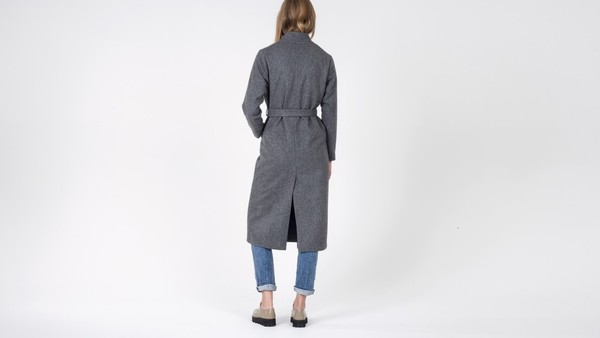 Just Female Ray Long Coat