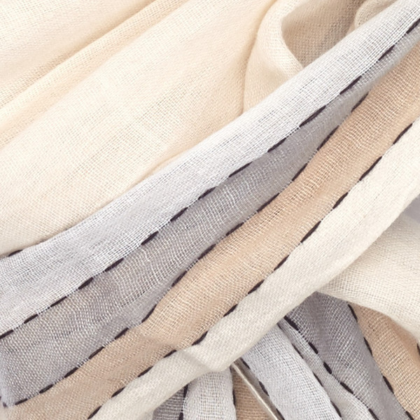 INDIGO HANDLOOM Antique Ribbon