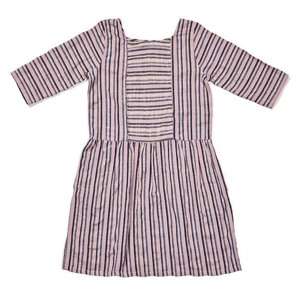 ACE & JIG FLICKER DRESS - HAWTHORN