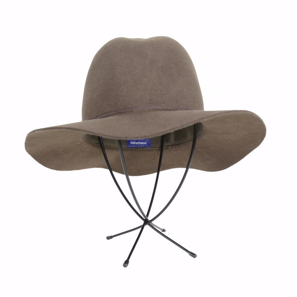 Hat Attack Water Resistant Felt Hat