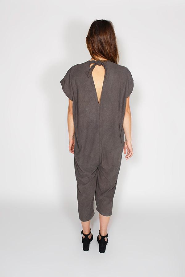 Sale! Coal Everyday Jumpsuit, Silk