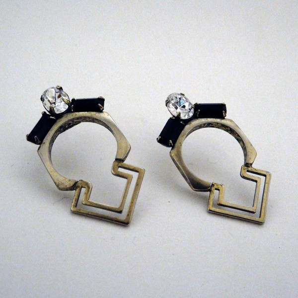 Jené DeSpain Metropolis Earrings