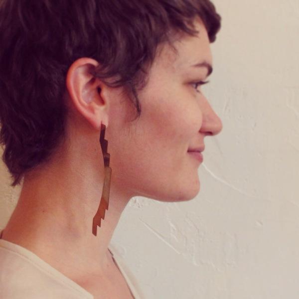 Aoko Su Akkadian Earrings