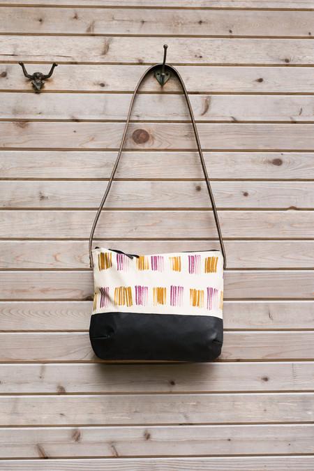 Anna Joyce Autumn Leaves Crossbody Bag