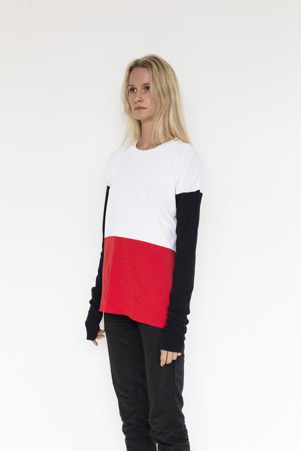 Priscavera Colorblock Sweater