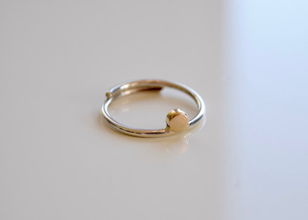 Piece A Conviction: Sun Ring