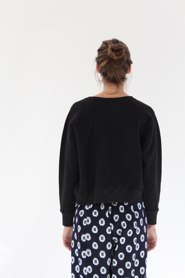 Crazy Wind Minami Hobnail Sweater Top