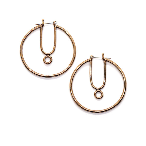 Laurel Hill Jewelry Linden Hoops