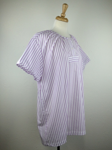 Sleep Shirt Short Sleeve Nightshirt