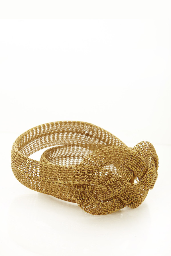 Sarah Cavender Small Knot Belt