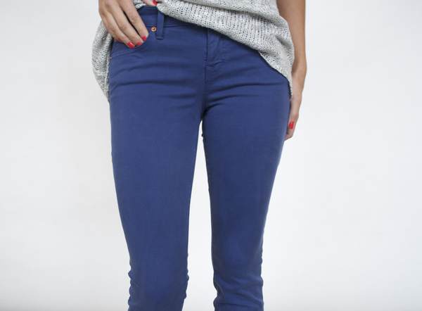 Level 99 Lily Skinny Straight Denim