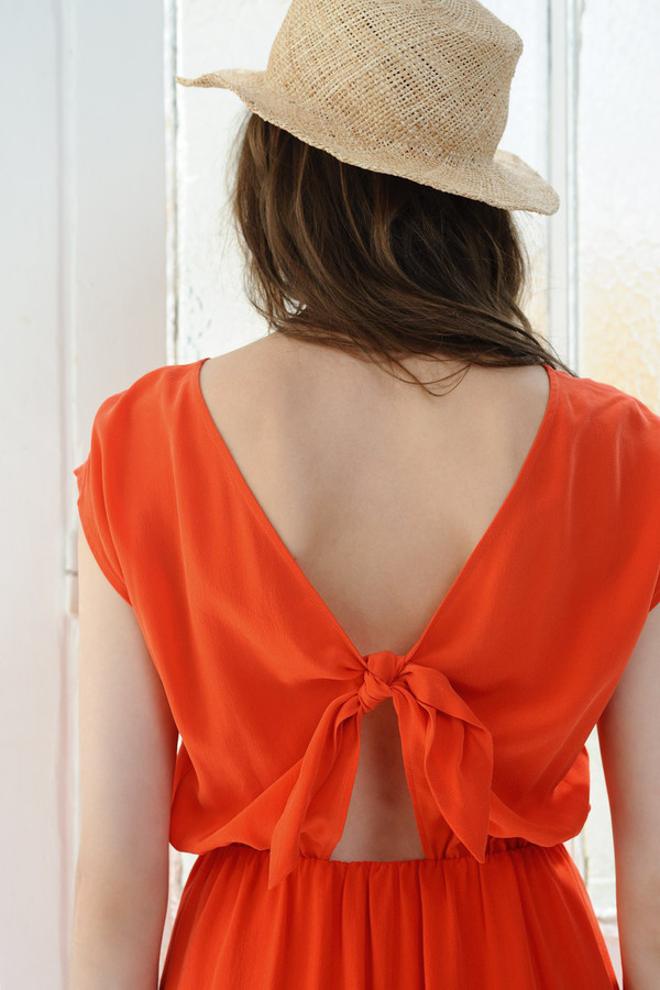 DES PETITS HAUTS FABULE DRESS