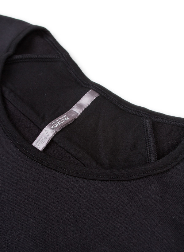 Men's Arc'teryx Veilance Dyadic Sweater Black