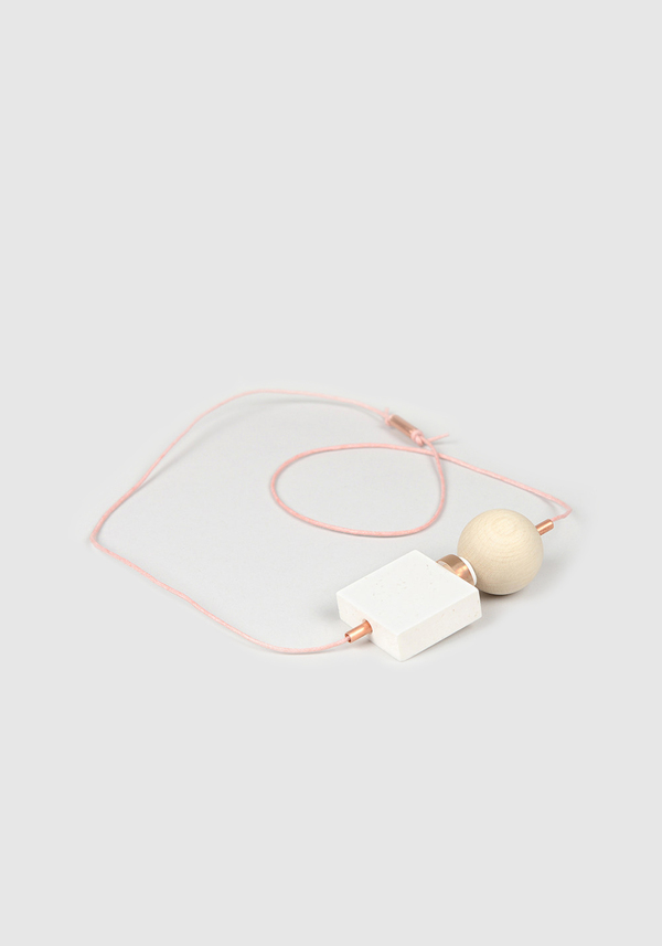 Tom Pigeon Totem 002 Necklace
