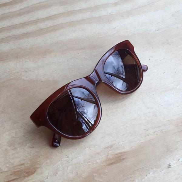 Wood Wood Gemini Sunglasses - Cloudy Ale
