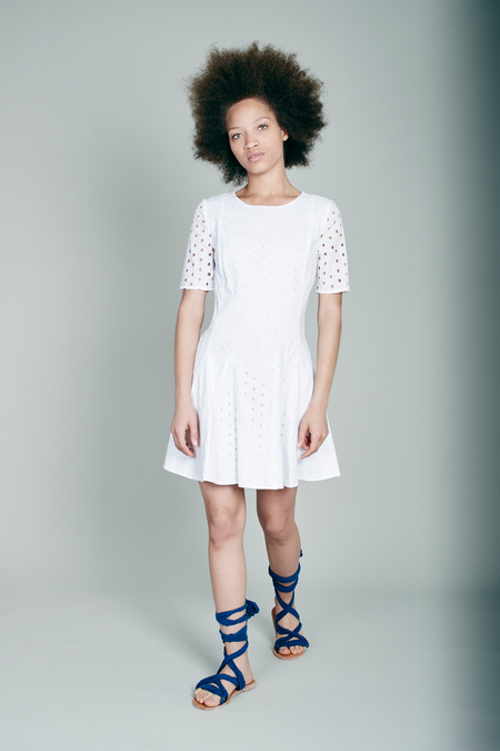William Okpo Kemi Shift Dress