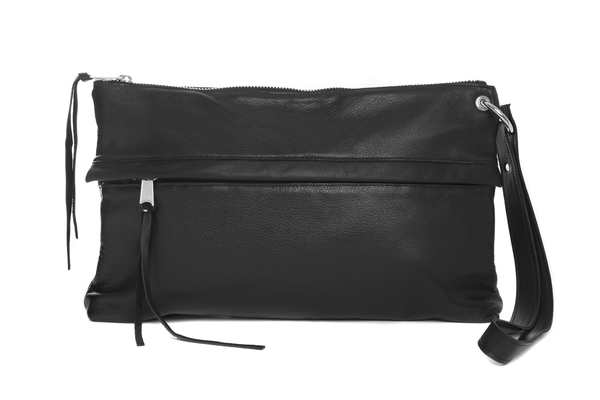 Mary Rich LARGE HIGHWAY STRAP CLUTCH