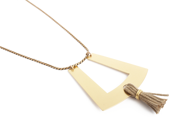 Seaworthy Bixa Necklace