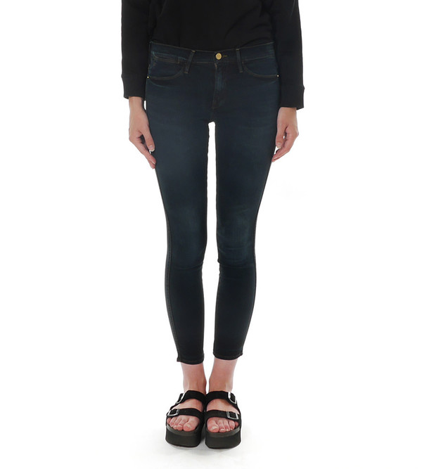 FRAME Denim Le High Skinny in Strand