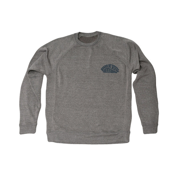 Men's Roark Revival Buffalo Hobo Nickel Crew Fleece