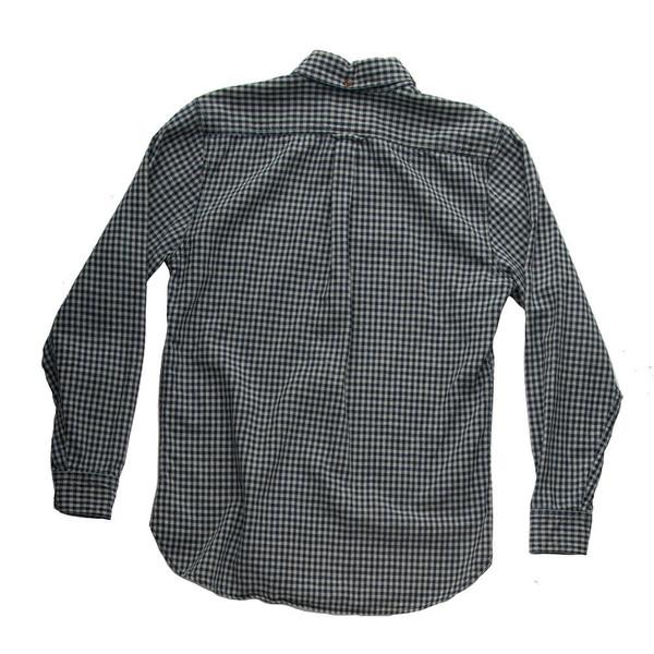 Men's Freenote Indigo Gingham Shirt