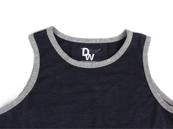 Men's Duckworth Vapor Jersey Tank