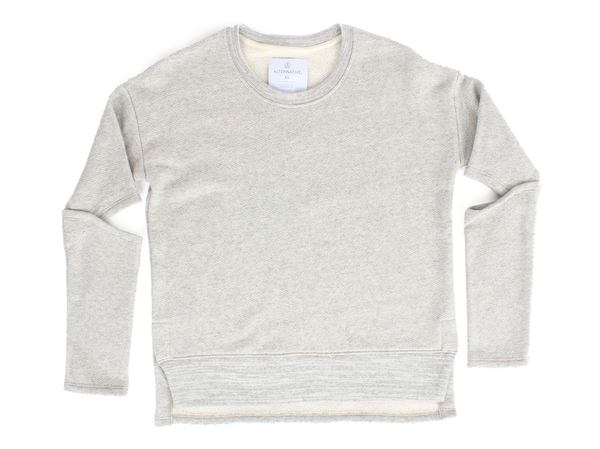Alternative Apparel Nomad Crew Neck Sweatshirt