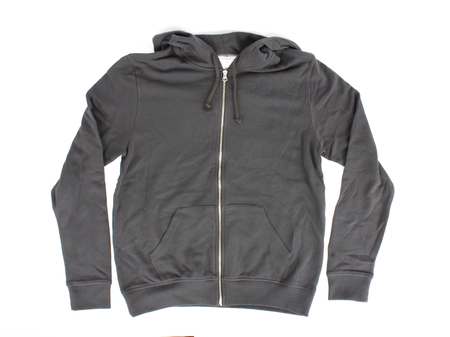 Men's Alternative Apparel Organic Light French Terry Zip Hoodie