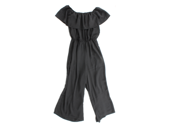 Capulet Spanish Shoulderless Jumpsuit